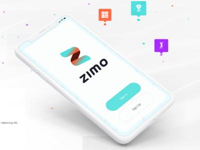 zimo mobile app logo