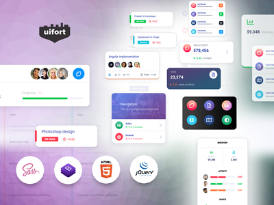 Bamburgh HTML5 UI Kit with Bootstrap PRO web app chat typography admin dashboard template admin template ux html bootstrap 4 admin dashboard bootstrap ui kit design ui elements ui kit bootstrap html5