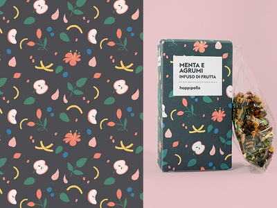 fruity packaging packagingdesign illustrated pattern fruity illustration pattern packaging