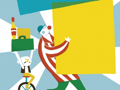 detail for a circus festival festival poster theatre circus