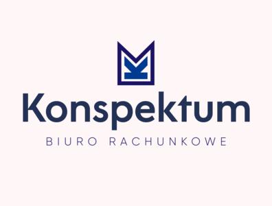 Konspektum - Accounting Office Logo
