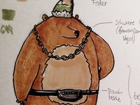 Character Study: Bear