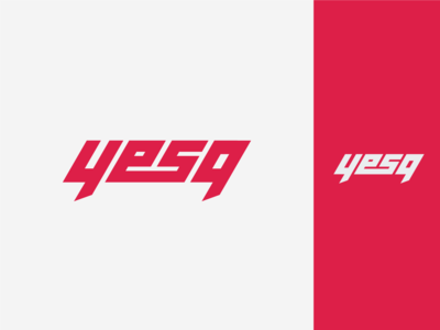 Yesq Custom Logotype