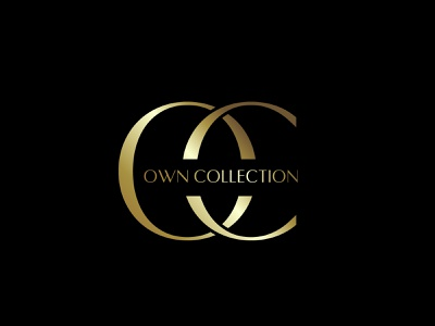 Own Collection luxury branding luxury brand oc logo collection logo gold foil logo fahsion brand logo e commerce logo female shop logo ornaments logo jwelerry logo luxury logo logotype branding agency logodesign logo brand identity branding