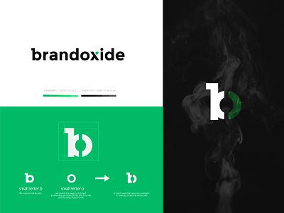 Brandoxide Agency Logo small agency logo logotype green black design agency logo digital agency logo b logo bo logo best logo design ideas dribbble brand identity designer branding designer branding logodesigner logodesign logo