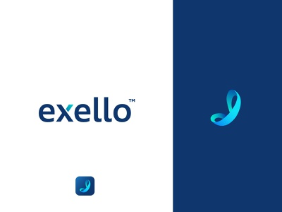 Exollo Logo Exploration, App logo 2020 logo logo design inspiration branding and identity startup branding logo design inspiraiton top logo designer logo designer logodesign product logo saas logo techonology logo startup logo modern logo gradient logo abstract logo design tech logo app logo design app logo