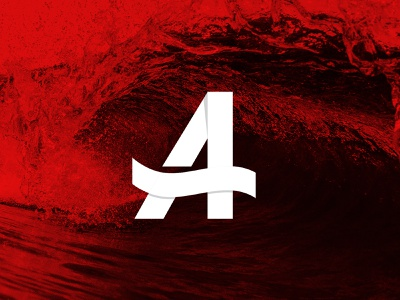 A1 Wave Logo design brand identity logo logodesign branding agency branding modern logo financial logo a letter logo tech logo fintech logo app logo saas app logo start up company logo wave logo a1 wave a1