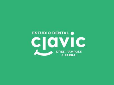 Clavic Dental logo