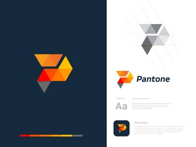 Pantone Logo Design