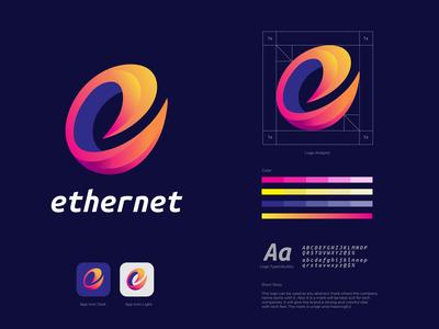 Ethernet Logo Exploration