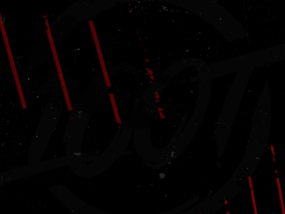 Logo Animation for 100 Thieves