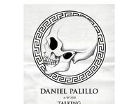 Daniel Palillo AW 2011 Talking Heads Tony Eräpuro