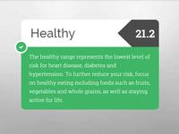 Healthy Card (Rebound)