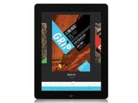 Grip iPad Magazine App