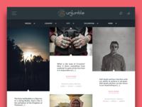 Unjumble Homepage