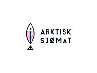 Arktisk Sjømat Logo