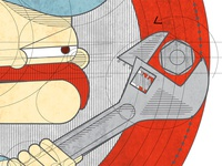 Cranky Mechanic Detail