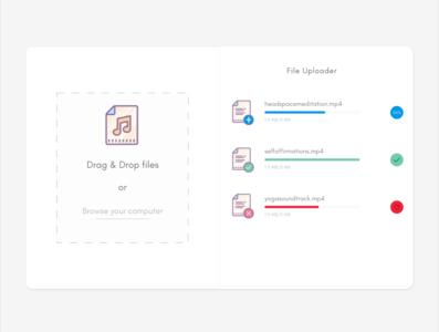 Daily UI 031 (File Upload) file upload ux ui dailyui