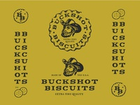 Buckshot Biscuits