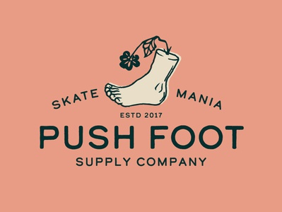 Push Foot