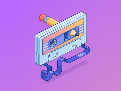 Rewind... vector illustration illustration vector
