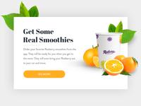 Roseberry Website Mock up