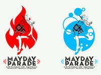 Hardrocklive maydayparade dribble