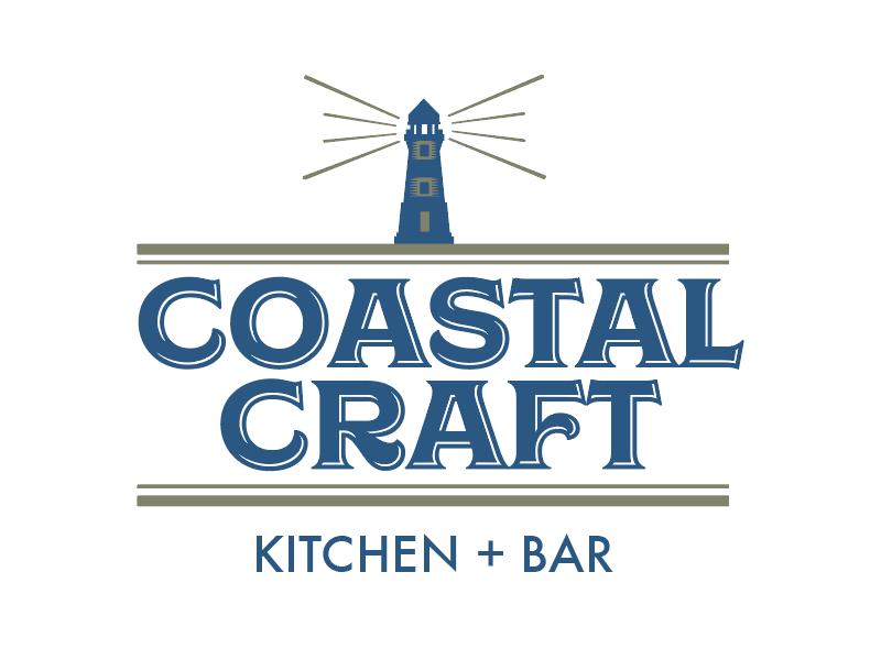 Coastal Craft Logo Version 1 By Hernan Valencia Dribbble Dribbble