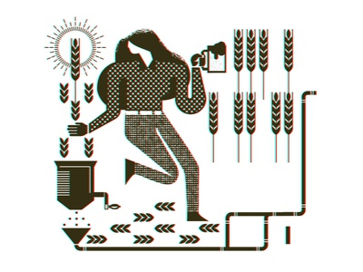 Brewing process growler 01