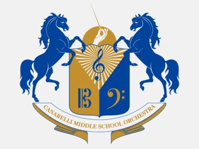 Musical Horse Shield
