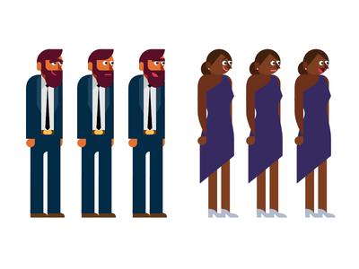 Modular Character Set