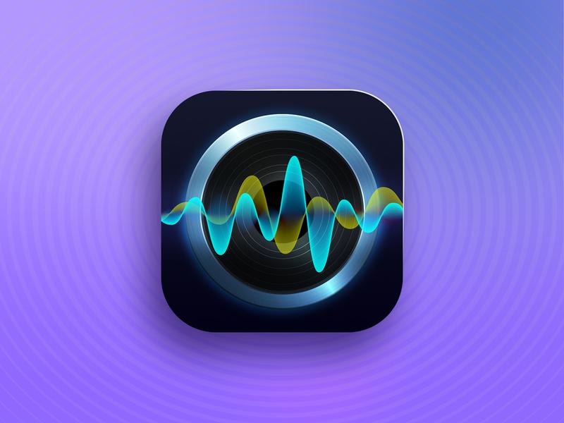 Tap&Mix app icon aso icon app vinyl dj