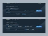 Homepage Dark Mode