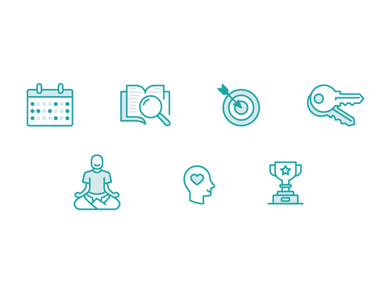 The Mindful Project Icons