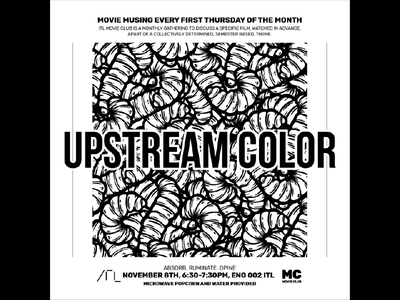 Upstream Color Poster I