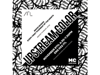 Upstream Color Poster VIII