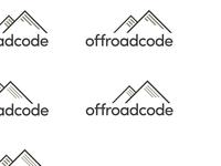 Iterating logo shapes