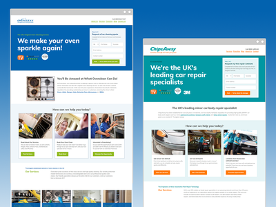 🎉 Twin sites launched 🎉 cms umbraco components modular theme ui launch design layout site
