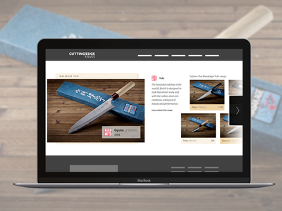 Homepage 2 ux umbraco ui typography store slider search photo panel layout homepage grid e-commerce ecommerce carousel banner