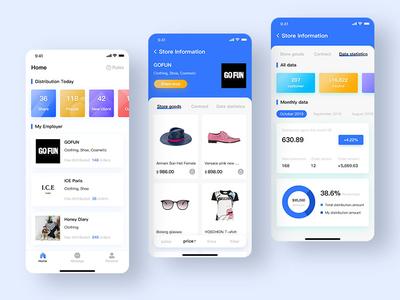YiDong Mall Distribution App