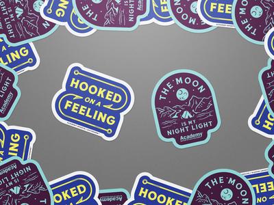 Academy Stickers