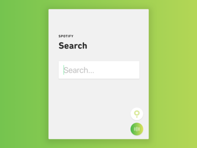 TrackQueen.io – Search genius typography web product design api trackqueen spotify music