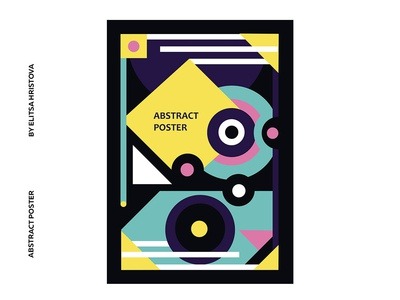 Abstract Poster Design