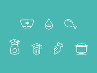 Lineal Icons