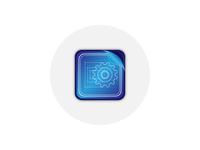 Mobile Game Blueprint Icon