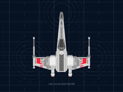 X-wing Safety Card