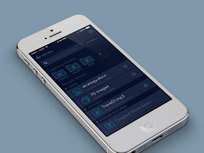 Storm App UI mobile design app ui ux storm cloud