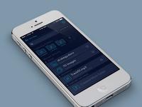 Storm App UI