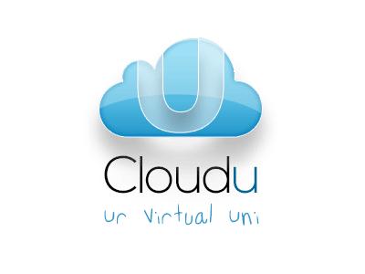 Cloud U Logo logo cloud