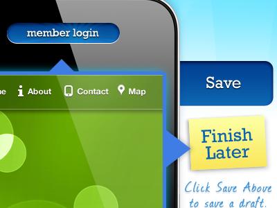 Mobile App Builder UI ideas mobile app ui